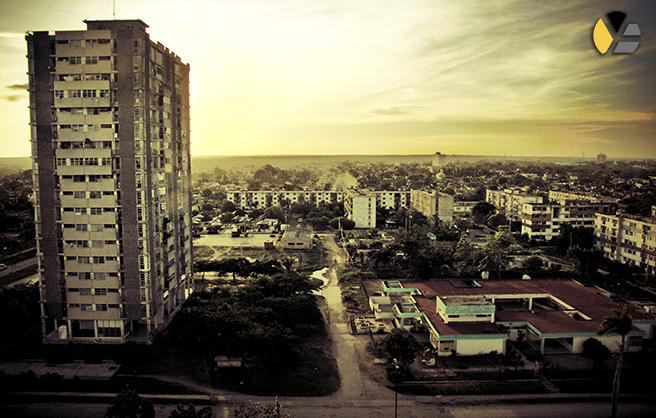 Cuban Sunset, HDRI