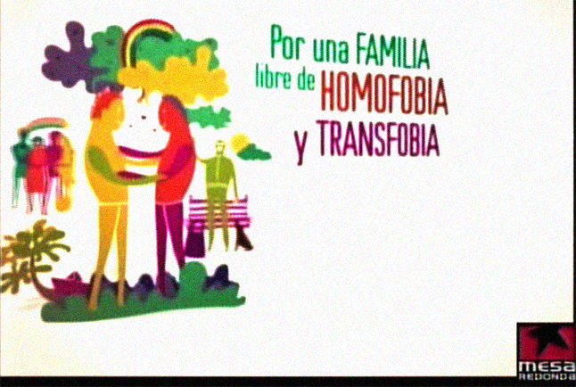 mesa redonda homosexuales