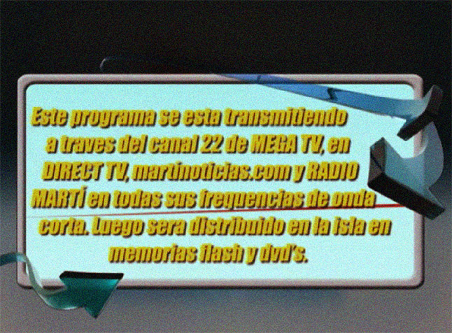 tv marti ilegal