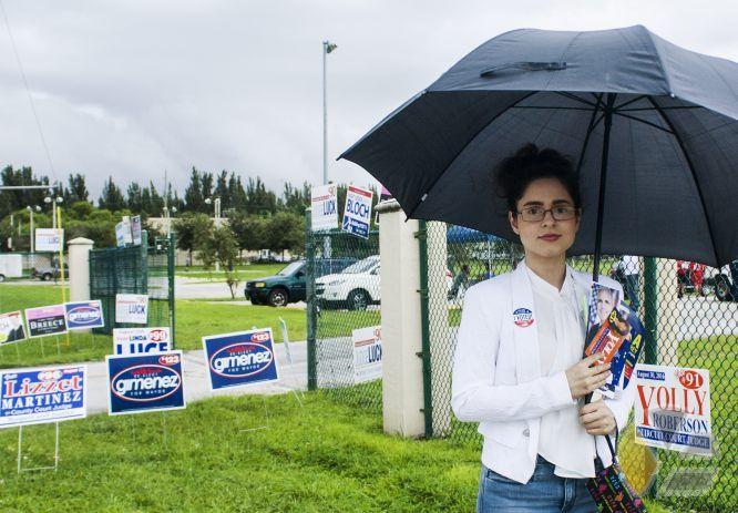 yadira_escobar_2016_picture_voting_photo_foto_vote_hialeah_gardens_florida