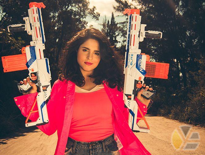 yadira_escobar_iroel_sanchez_yohandry_cuba_habana_2016_nerf_gun_pistolas